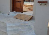 Knossos 2 er tilrettelagt for rullestolbrukere