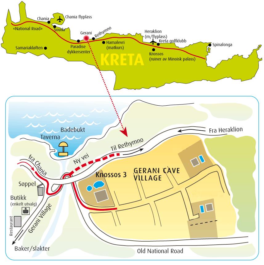 kart gps koordinater GPS koordinater | Hus på Kreta kart gps koordinater